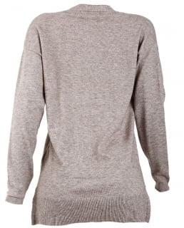cardigan trico feminino