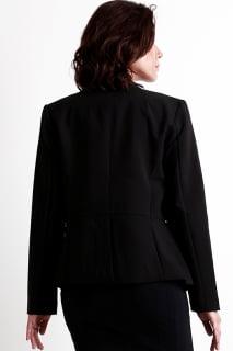 blazer feminino preto alfaiataria
