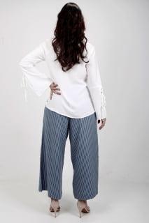 blusa feminina manga longa