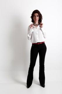 calça alfaiataria feminina