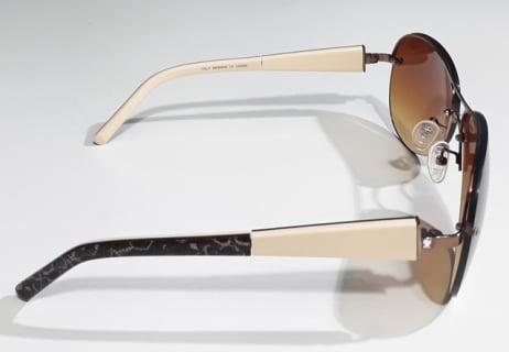 Óculos de Sol Feminino sem Aro Estilo Aviador - Compre sem sair de casa!