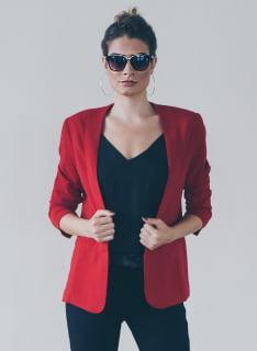 blazer feminino alfaiataria moderno