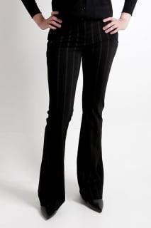 calça feminina social preta